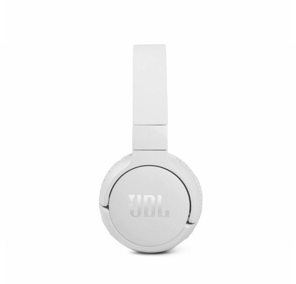 Fone de Ouvido Bluetooth JBL Tune 660NC Branco Pure Bass com Cancelamento de Ruído Noise Canceling