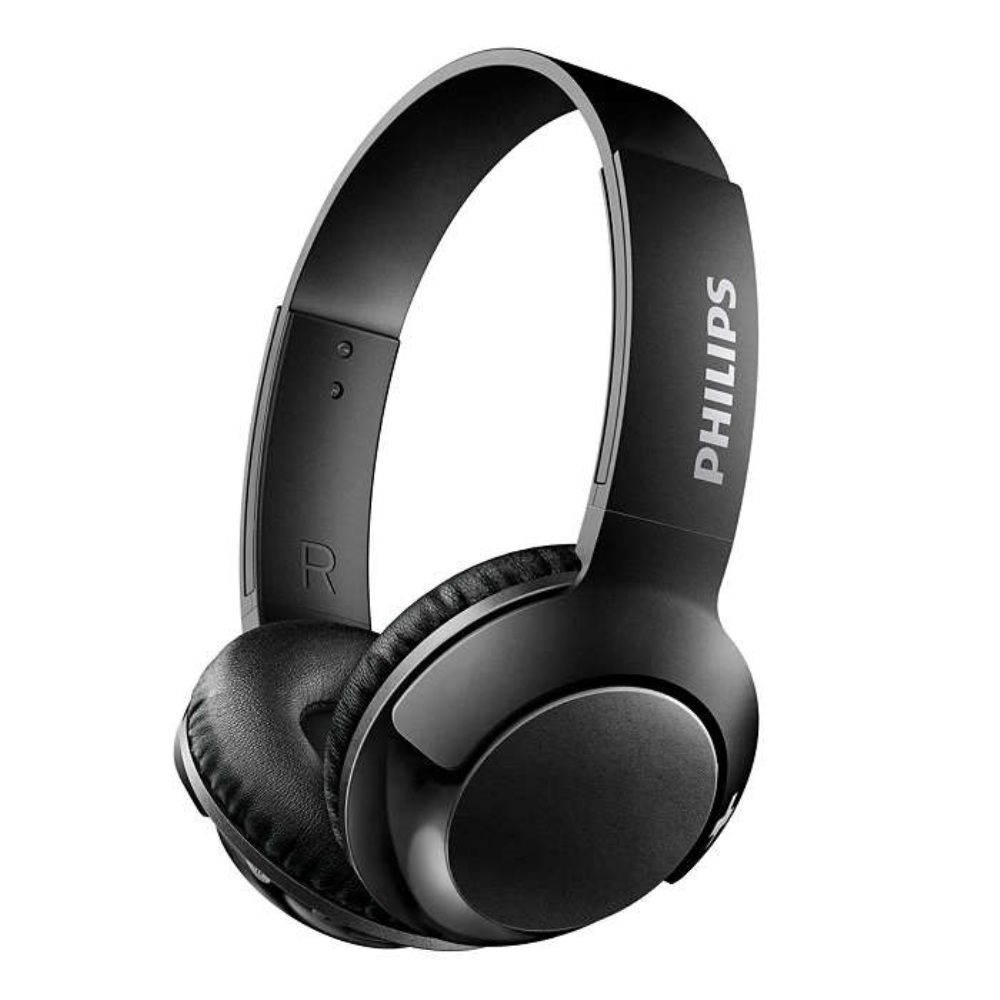 Fone de Ouvido Bluetooth Philips SHB3075 com microfone