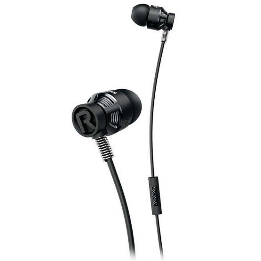Fone de Ouvido com Microfone Philips SHE5205 Preto