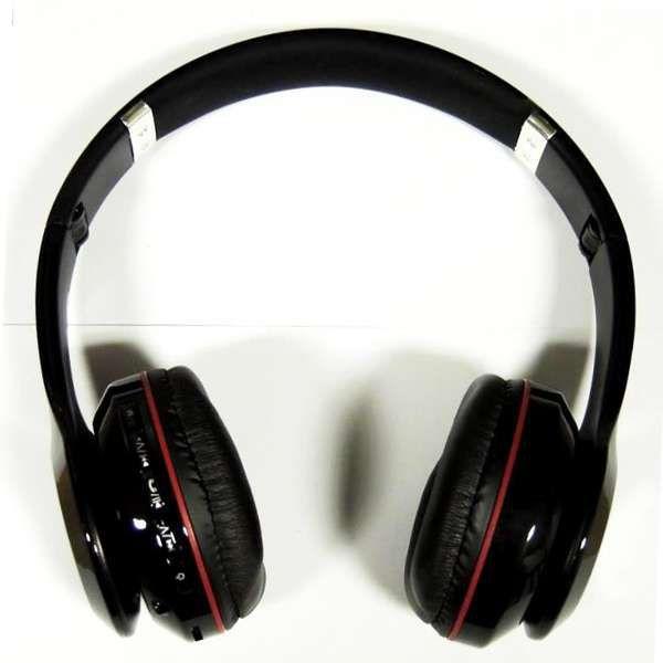 Fone de Ouvido com MP3 Player Rádio FM e Bluetooth  X-Tech EA99