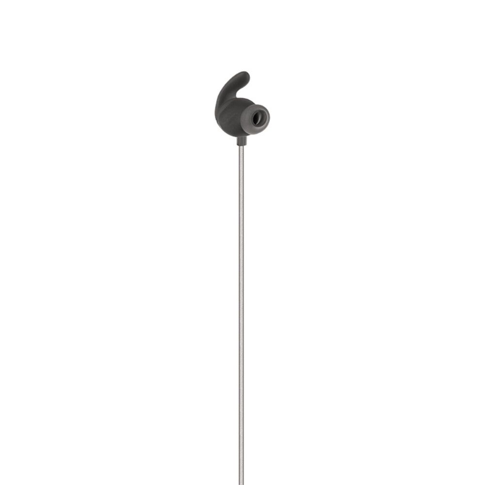 Fone de Ouvido Esportivo Intra-auricular JBL Reflect Mini Preto Cinza à Prova de Suor