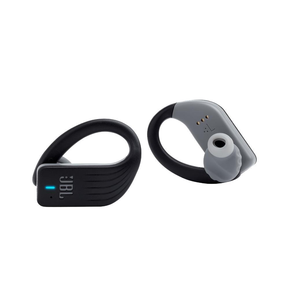 Fone de Ouvido Esportivo JBL Endurance Peak Preto Bluetooth À Prova D'água IPX7
