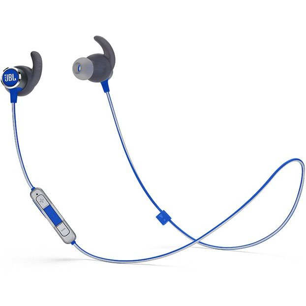 Fone de Ouvido Esportivo JBL Reflect Mini 2 Bluetooth Azul