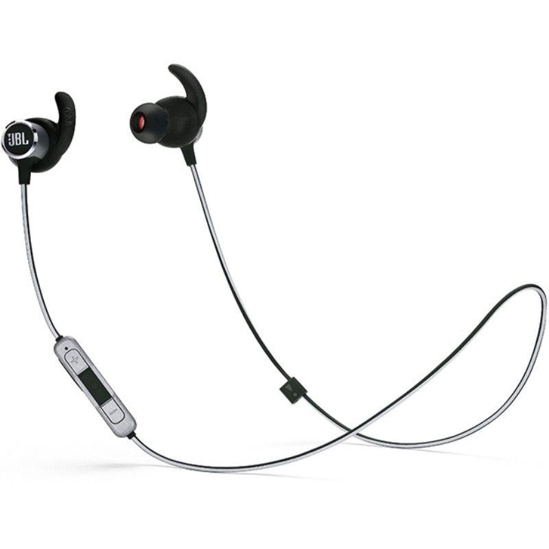 Fone de Ouvido Esportivo JBL Reflect Mini 2 Bluetooth  Preto