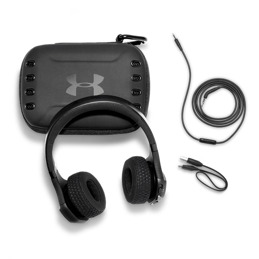 Fone de Ouvido Esportivo JBL Under Armour UA Sport Wireless Train Headphone Headset Resistente ao Suor