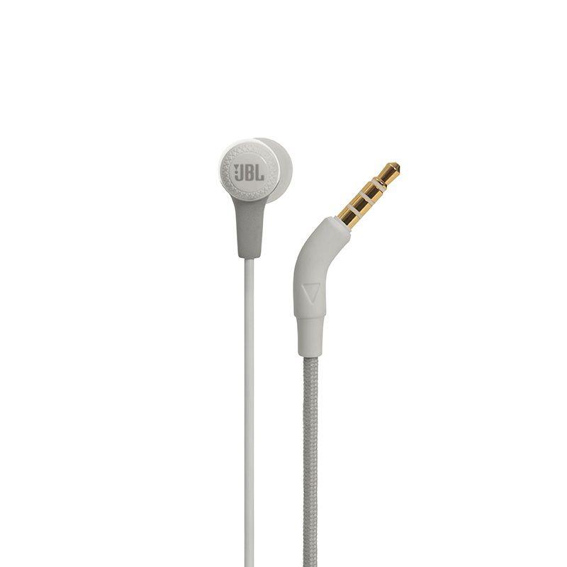 Fone de Ouvido Intra-auricular JBL E15 Branco