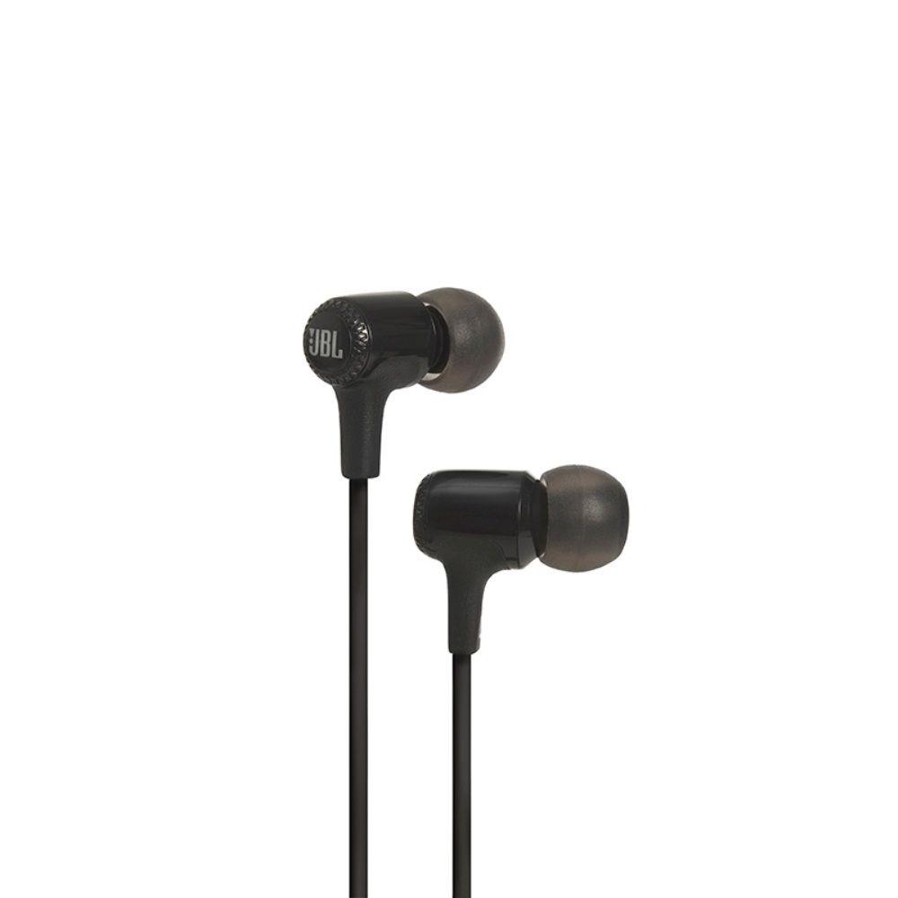 Fone de Ouvido Intra-auricular JBL E15 Preto