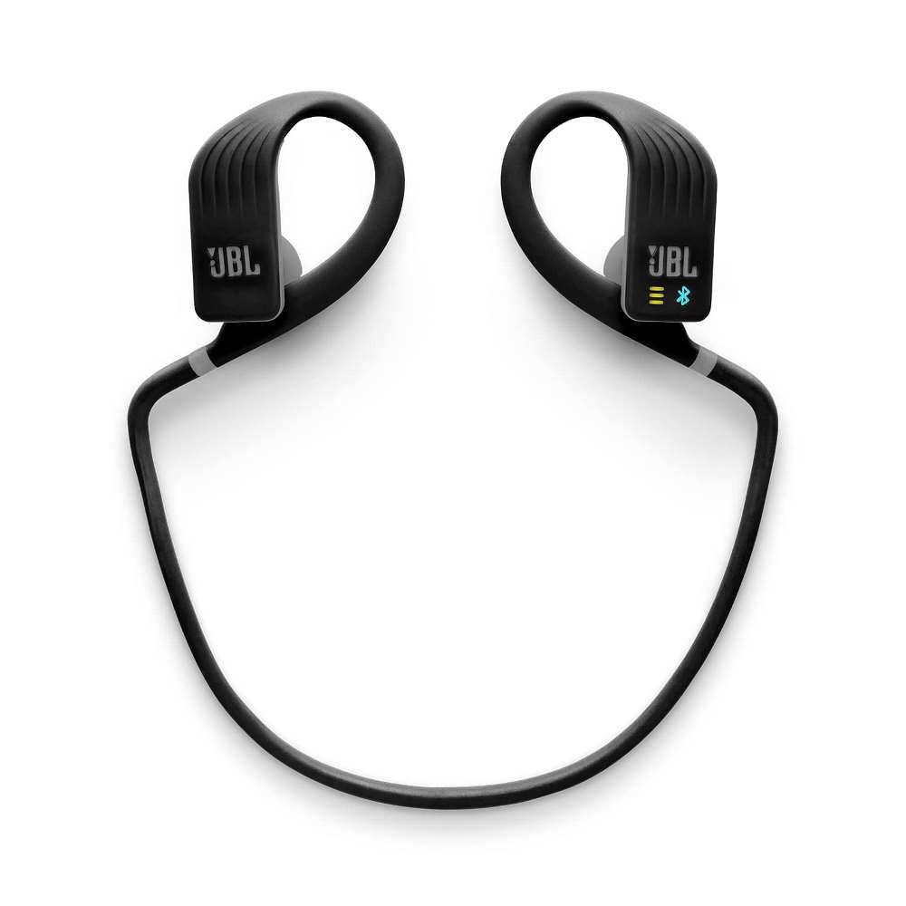 Fone de Ouvido JBL Endurance Dive Bluetooth Preto Esportivo IPX7 MP3 Memória Interna JBLENDURDIVEBLK
