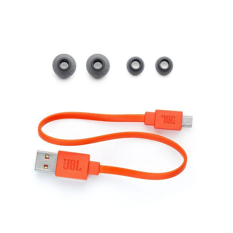 Fone de Ouvido JBL Live 200 BT Bluetooth Preto Neckband Atender Chamadas Hands-free Multi Conexão