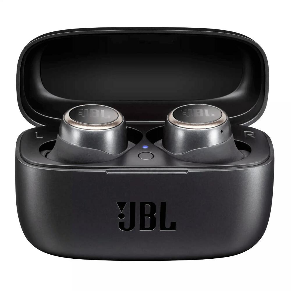 Fone de Ouvido JBL Live 300 TWS Preto True Wireless Stereo Alexa e Google Assistant JBLLIVE300TWSBLK