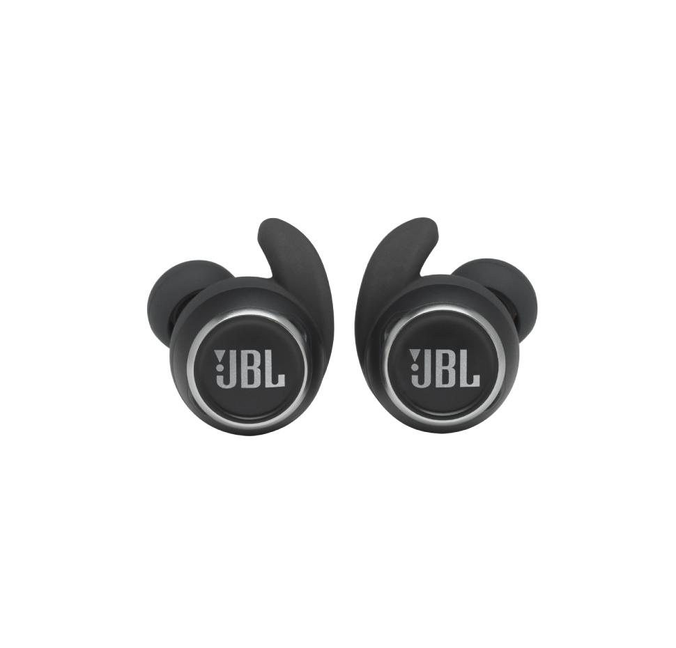 Fone de Ouvido JBL Reflect Mini NC Preto TWS Bluetooth com Cancelamento de Ruído À Prova D'água IPX7