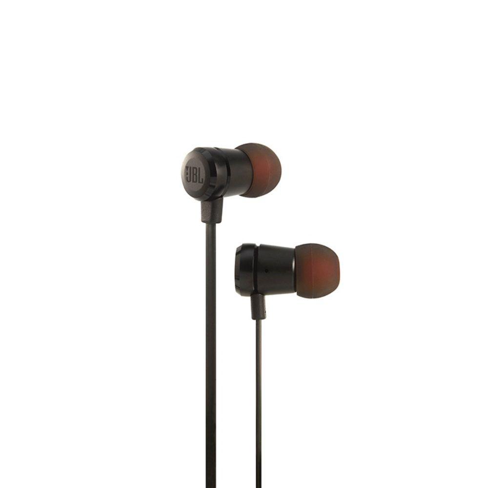 Fone de Ouvido JBL T290 BLK Preto Intra-auricular com Microfone
