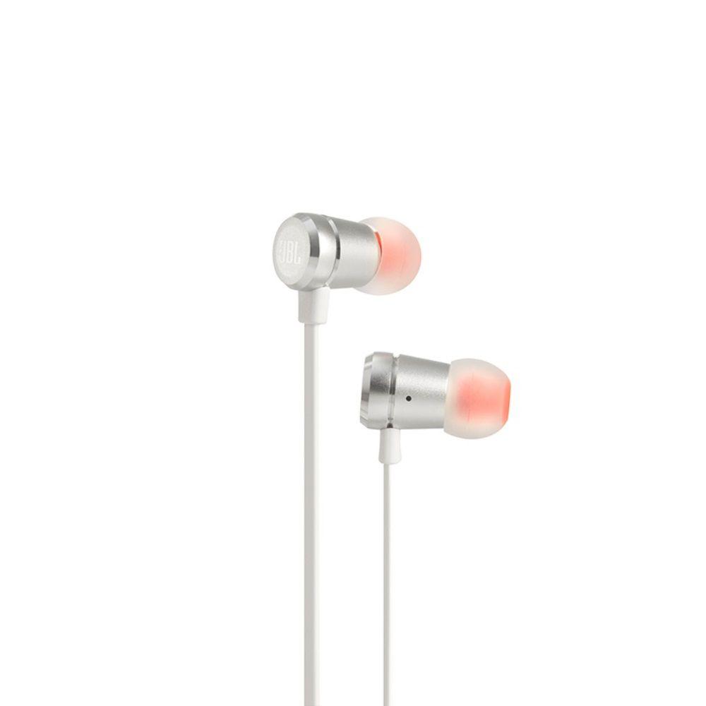 Fone de Ouvido JBL T290 SIL Prata Intra-auricular com Microfone