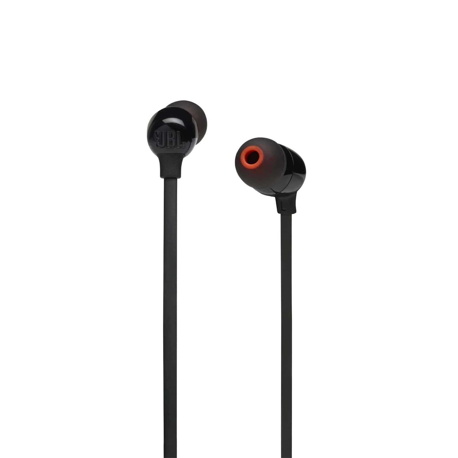 Fone de Ouvido JBL Tune 125BT Preto Bluetooth 5.0 Multiponto Wireless Pure Bass Sound JBLT125BTBLK
