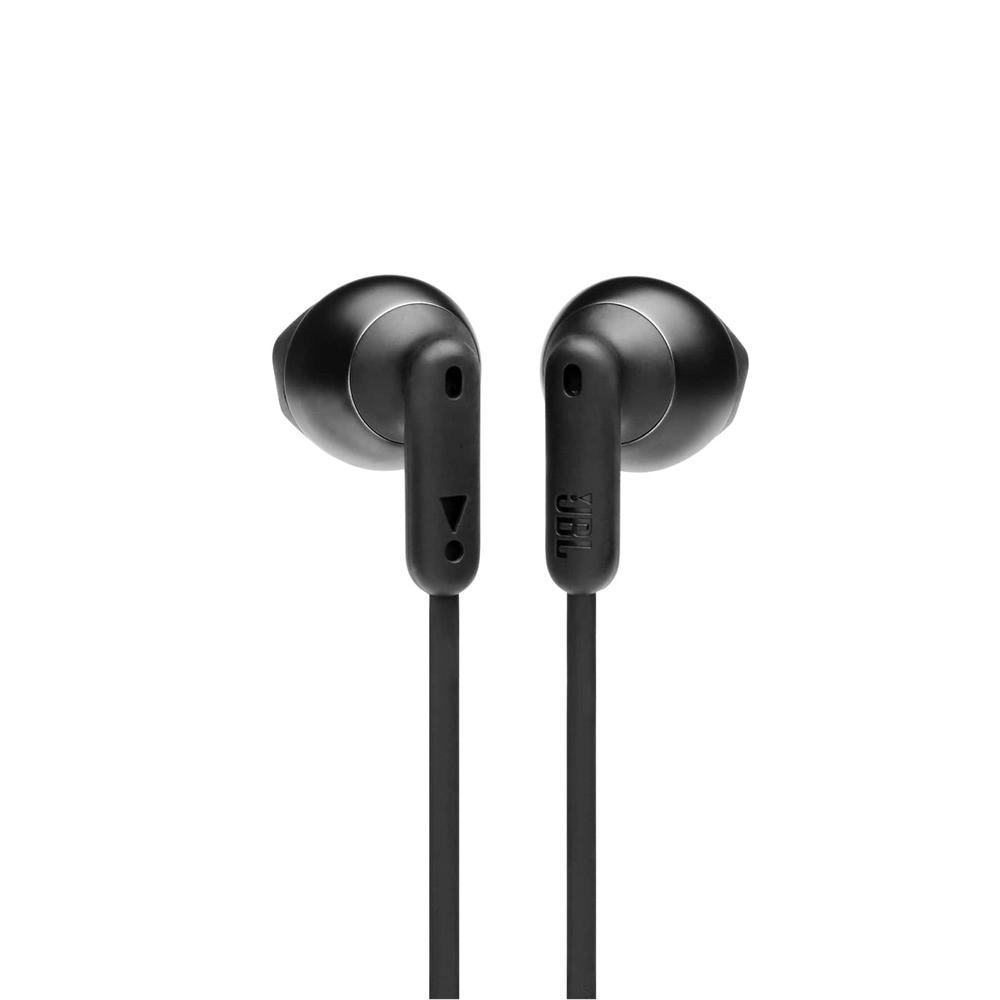 Fone de Ouvido JBL Tune 215BT Preto Sem Fio Bluetooth Pure Bass Earbuds Microfone 215 JBLT215BTBLK
