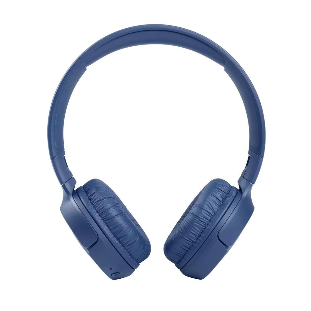Fone de Ouvido JBL Tune 510BT Azul Bluetooth Pure Bass Wireless Sem Fio Com Microfone JBLT510BTBLU