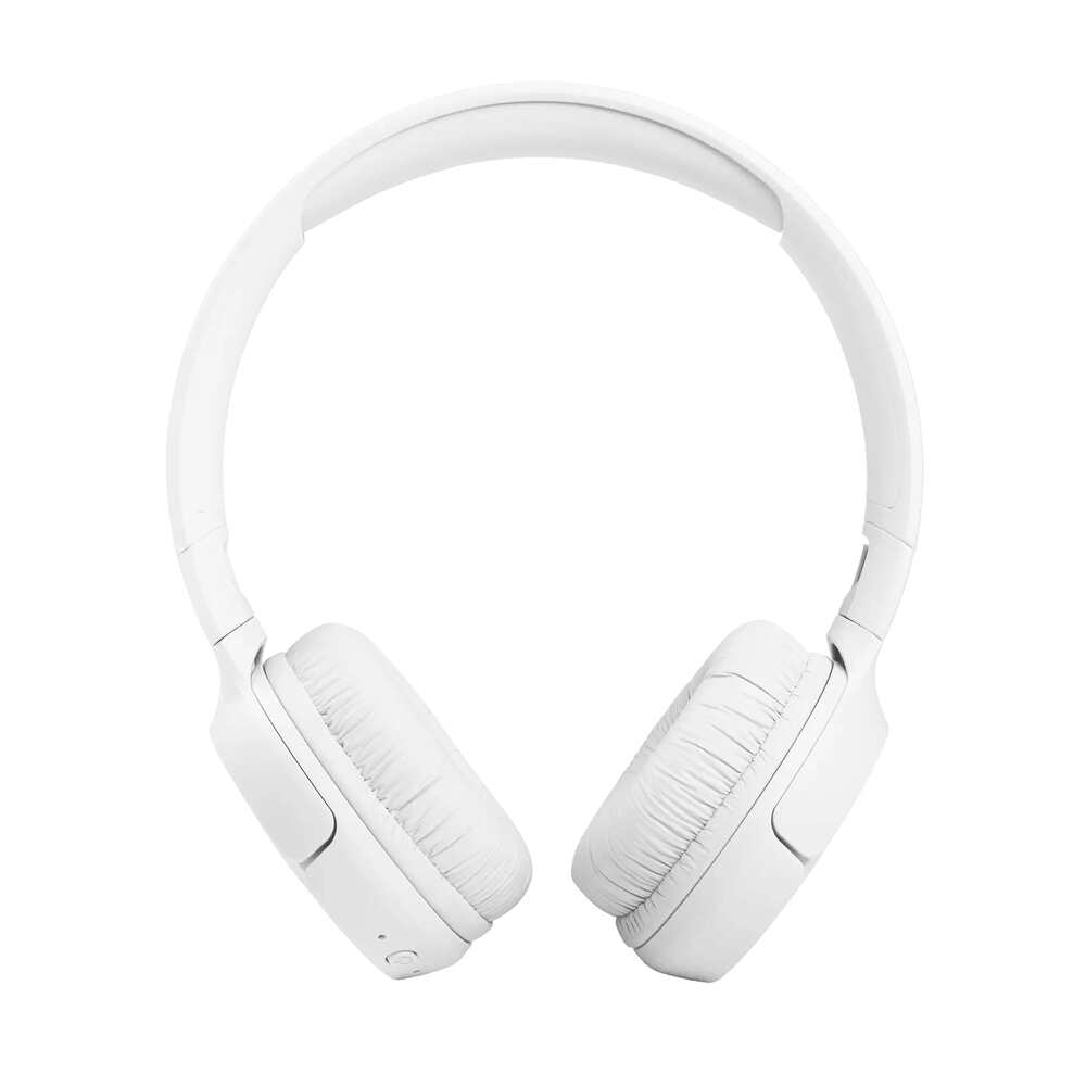 Fone de Ouvido JBL Tune 510BT Branco Bluetooth Pure Bass Wireless Sem Fio Com Microfone JBLT510BTWHT