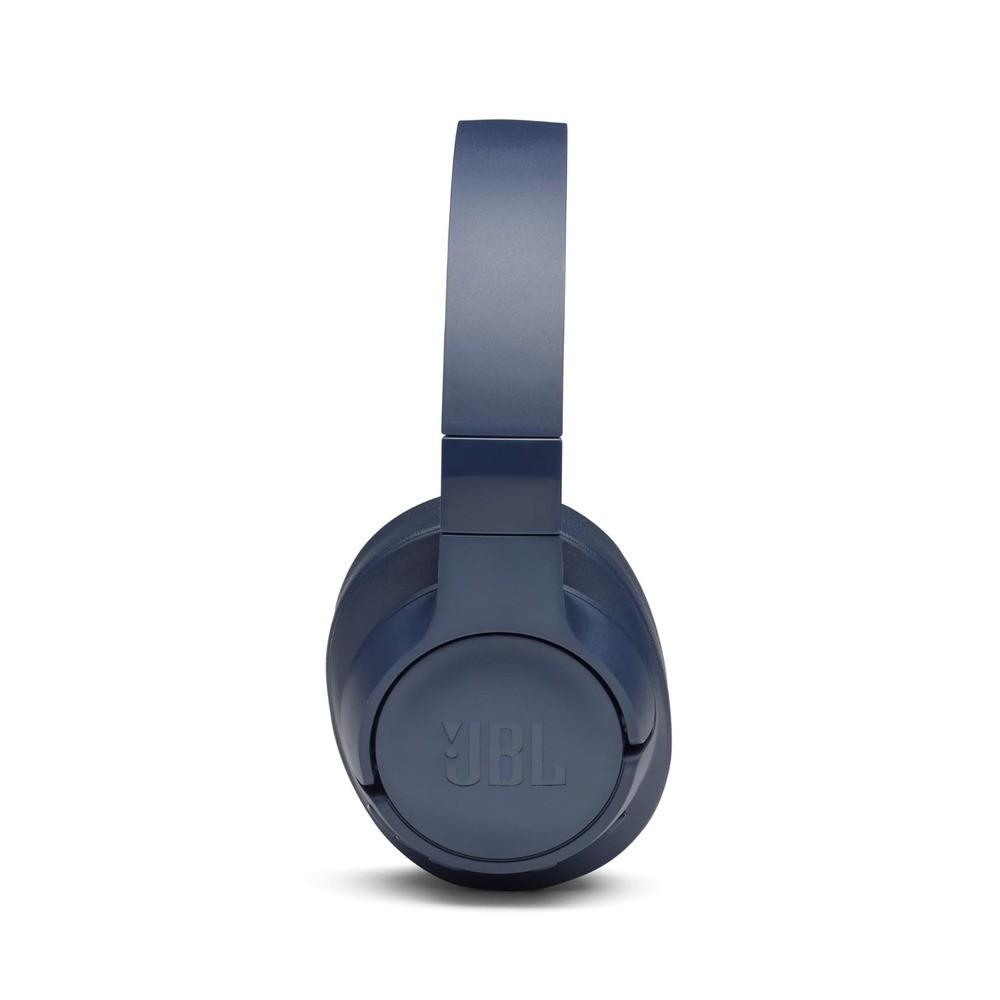 Fone de Ouvido JBL Tune 750BTNC Azul Sem Fio Bluetooth Cancelamento de Ruídos Ativo JBLT750BTNCBLU