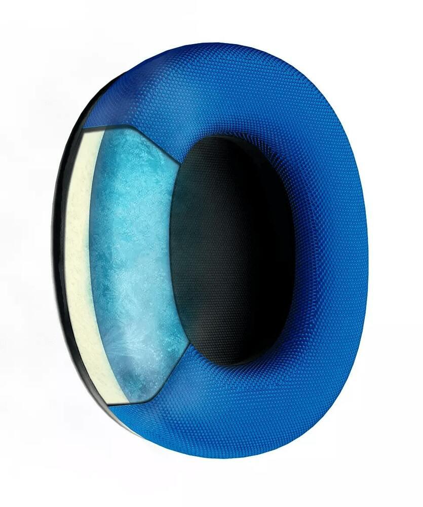Fone de Ouvido Philips SH402 Bluetooth Azul Preto Sem Fio ActionFit Resistente ao Suor TASH402BL/00