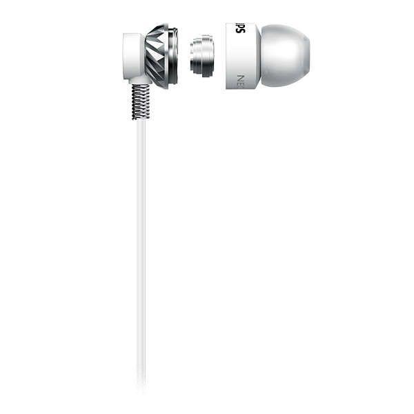 Fone de Ouvido Philips SHE5305 com Microfone Graves Potentes
