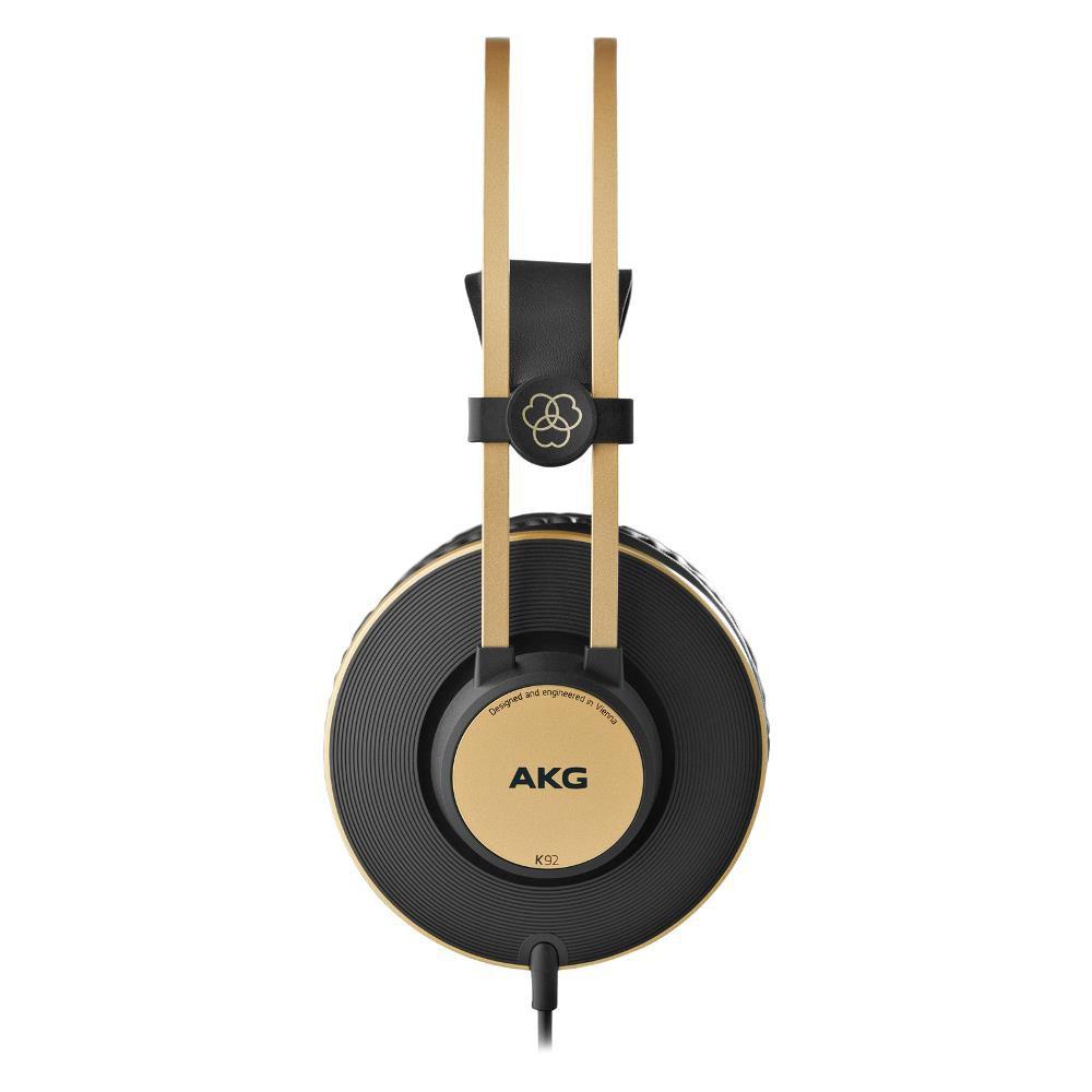 Fone de Ouvido Profissional AKG K92 Studio Headphone