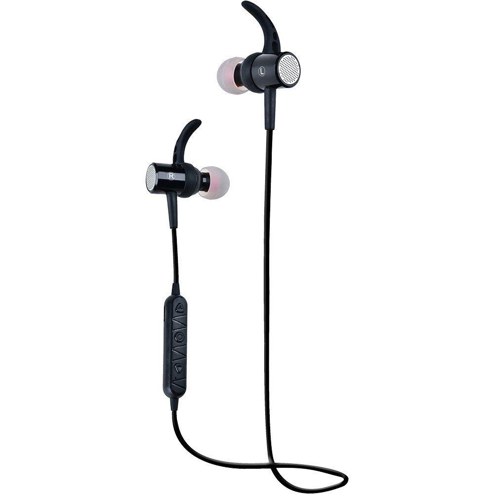 Fone de Ouvido Sem Fio Bright 0511 Imã Bluetooth Controle de Volume Músicas e Chamadas