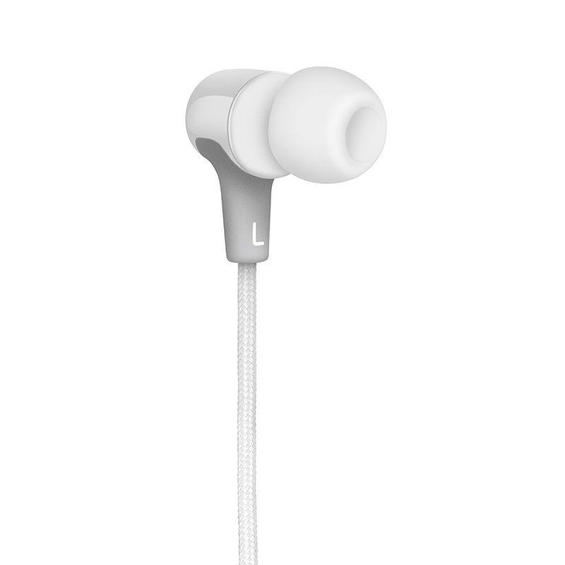 Fone de Ouvido Sem Fio JBL E25 BT Bluetooth Branco