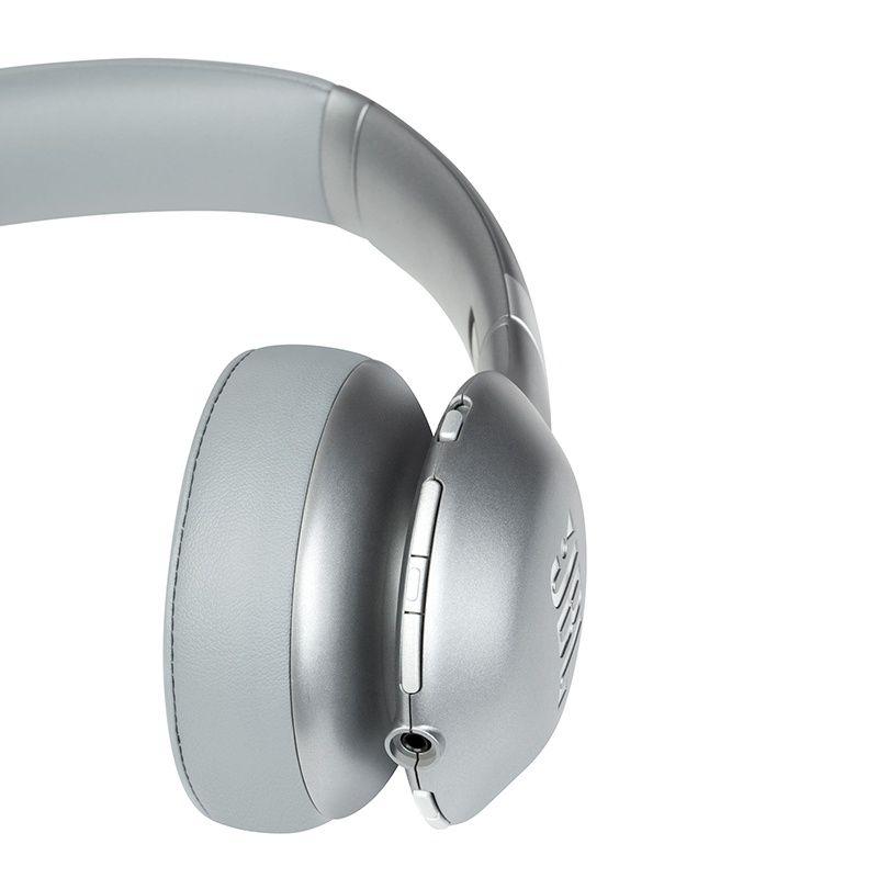 Fone de Ouvido Sem fio JBL Everest 310 Bluetooth Silver Prata