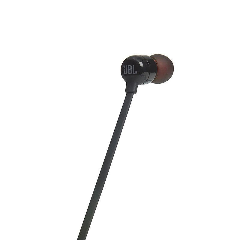 Fone de Ouvido Sem Fio JBL T110BT Preto Tune 110 Bluetooth Pure Bass