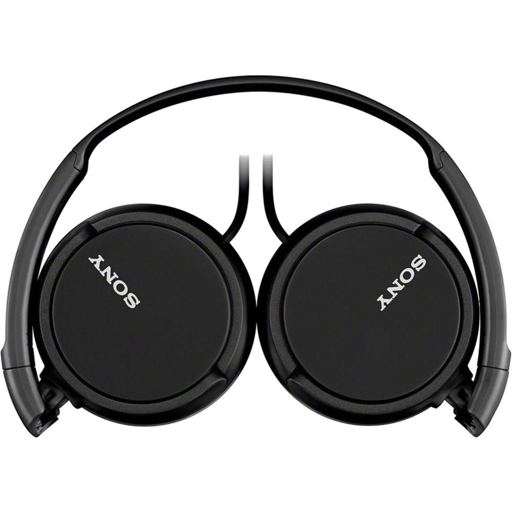 Fone de Ouvido Sony MDR-ZX110 Preto Headphone Universal P2