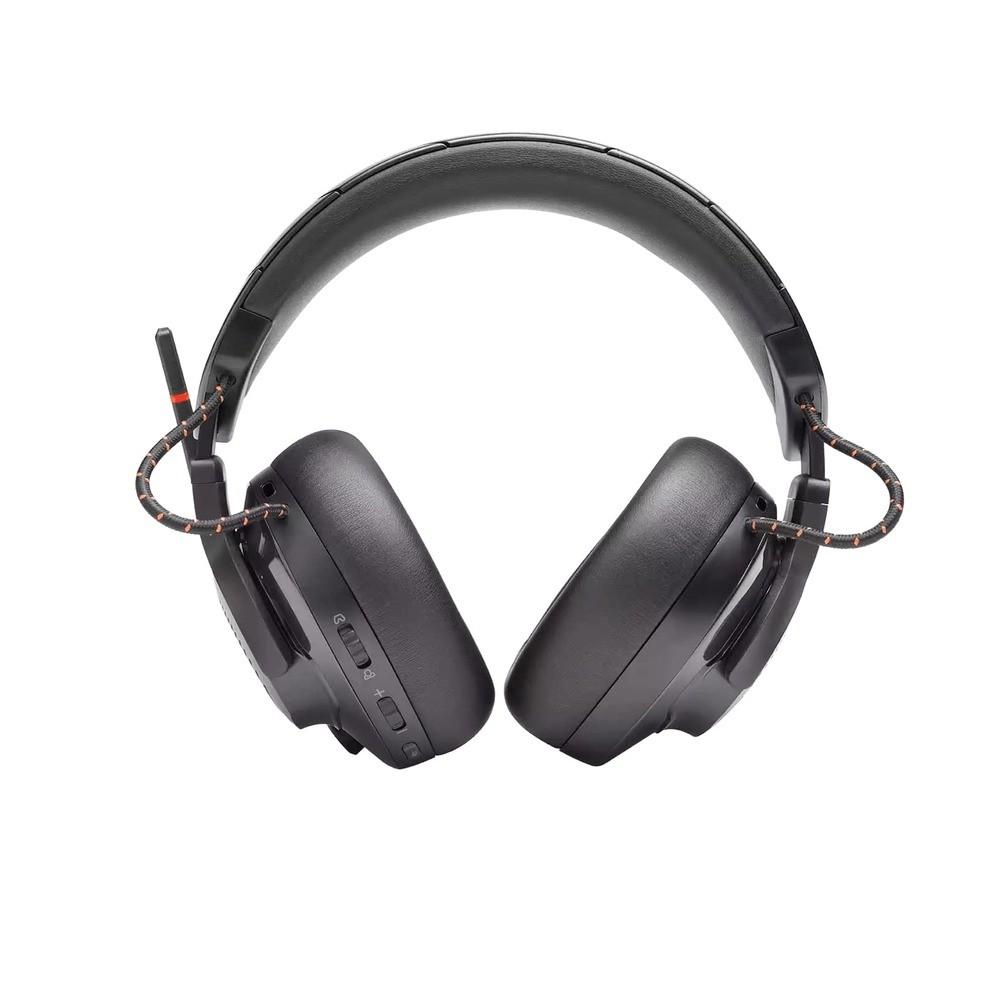 Headset Gamer JBL Quantum 600 Fone de Ouvido Sem Fio Wireless 2.4Ghz Som Surround + Conexão P3 e USB