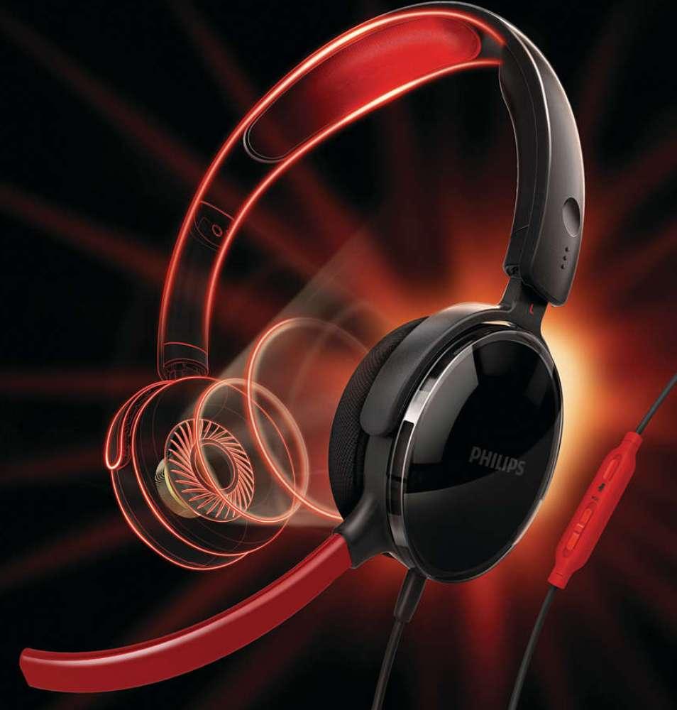 Headset Gamer Philips SHG7210 Fone de Ouvido com Microfone para PC
