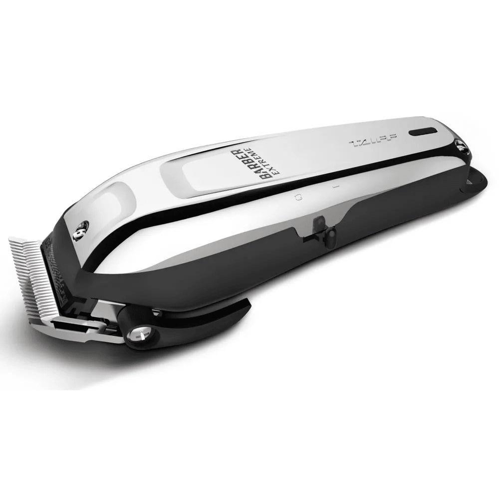 Máquina de Cortar Cabelo Profissional Taiff Barber Extreme Uso Com e Sem Fio Bivolt Recarregável