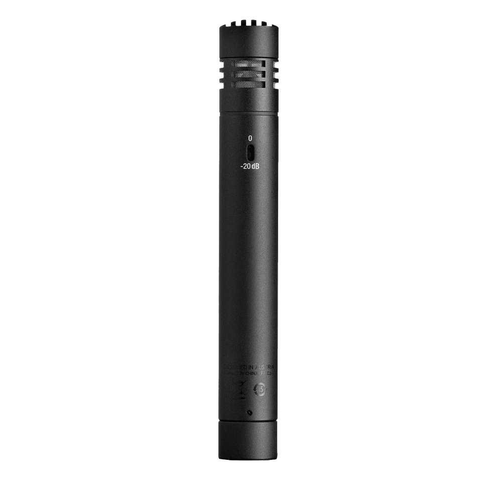 Microfone Profissional AKG P170 Perception 170 Condensador Cardióide p/ Gravação Studio Instrumentos