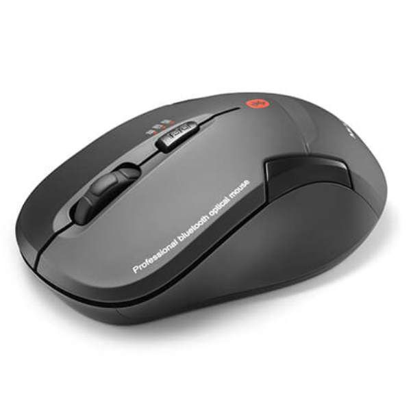 Mouse sem Fio Bluetooth Multilaser MO254 Profissional Óptico