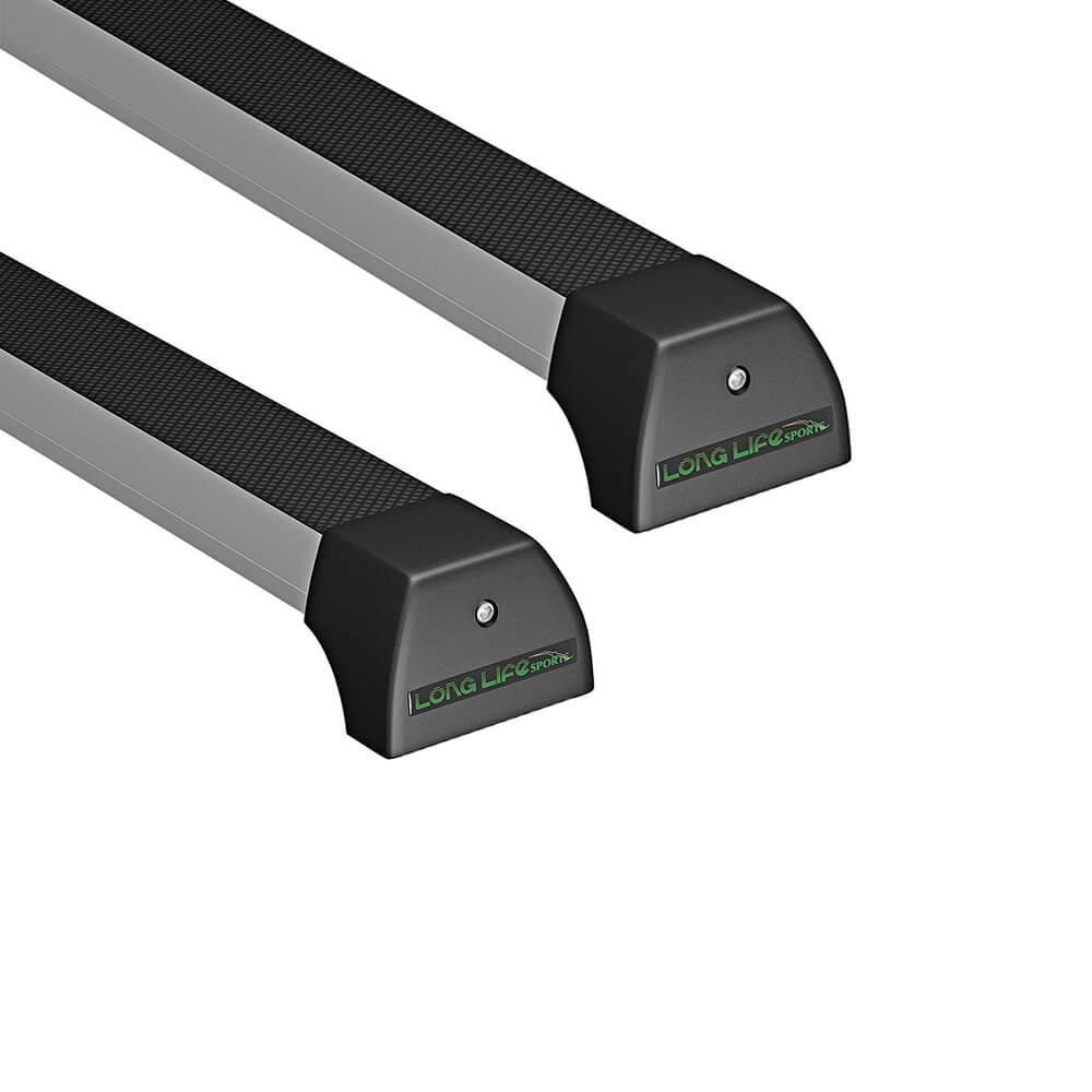 Rack de Teto Onix Hatch Sedam Plus 2020 2021 Alumínio Long Life Sports AOXHS Travessa Reforçada 40kg