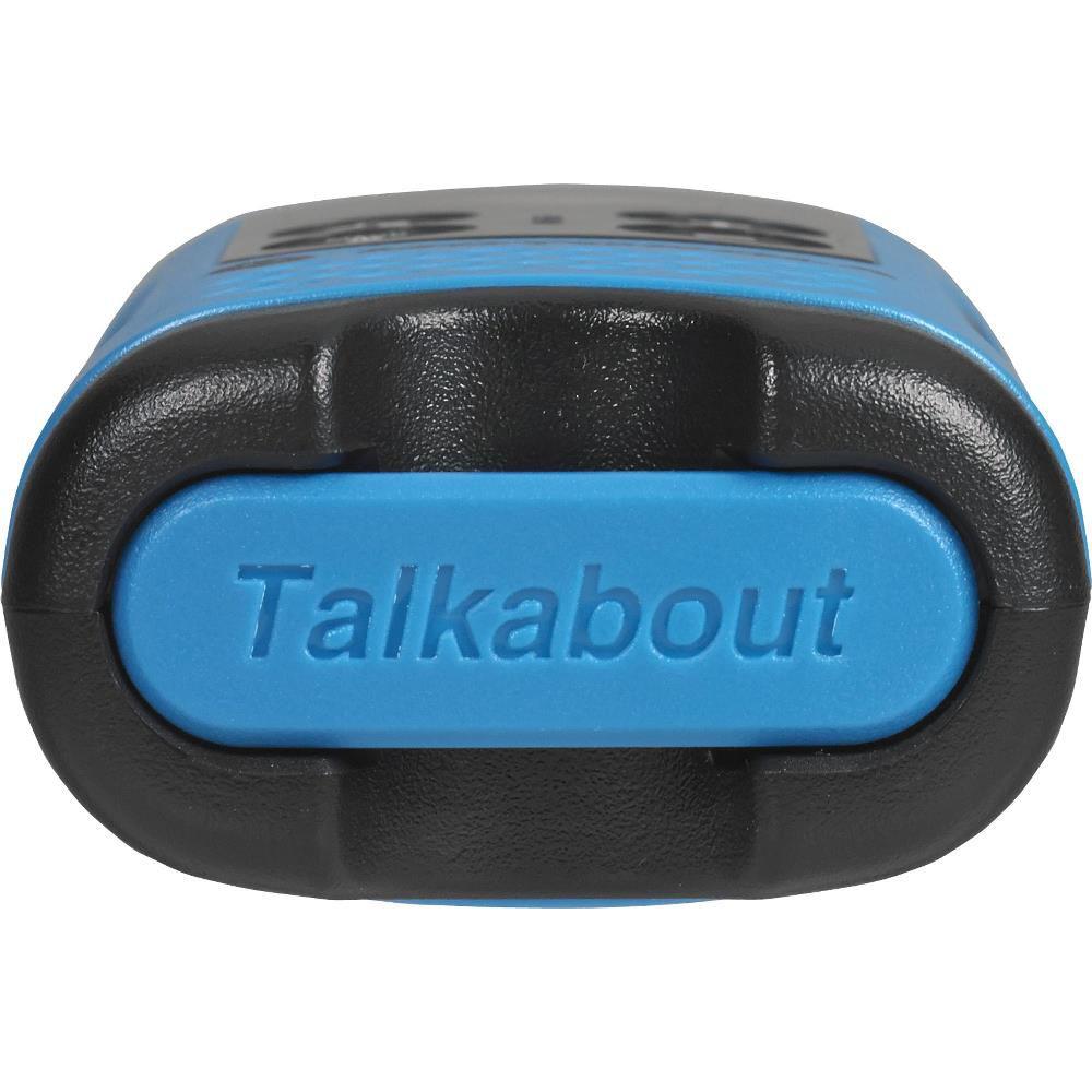 Rádio Comunicador Motorola Talkabout T100BR 25KM