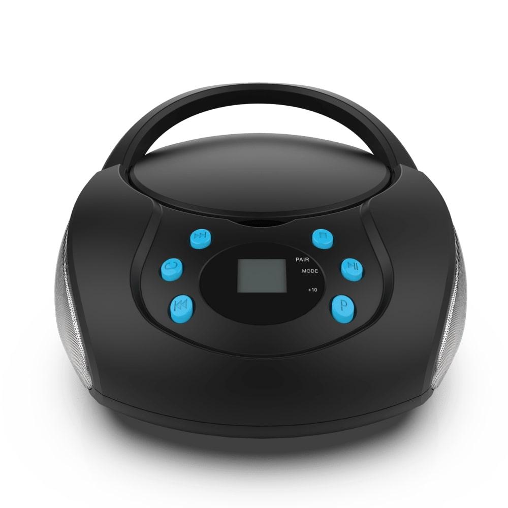 Rádio Toca CD Multilaser SP345 com Bluetooth Rádio FM Entrada para Pendrive USB Auxiliar CD Player