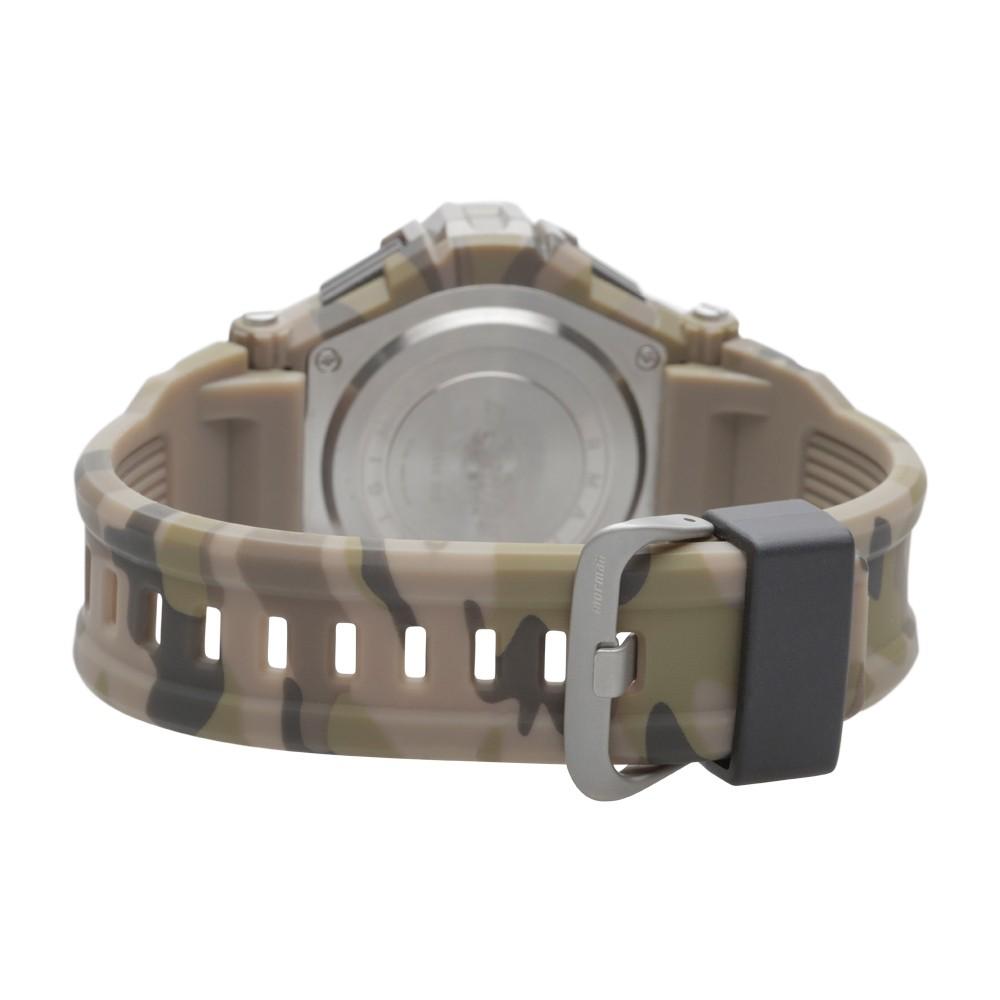 Relógio Masculino Mormaii Acqua Force Camuflado À prova D'água 20ATM Cronógrafo Alarme MO14073AB/8M