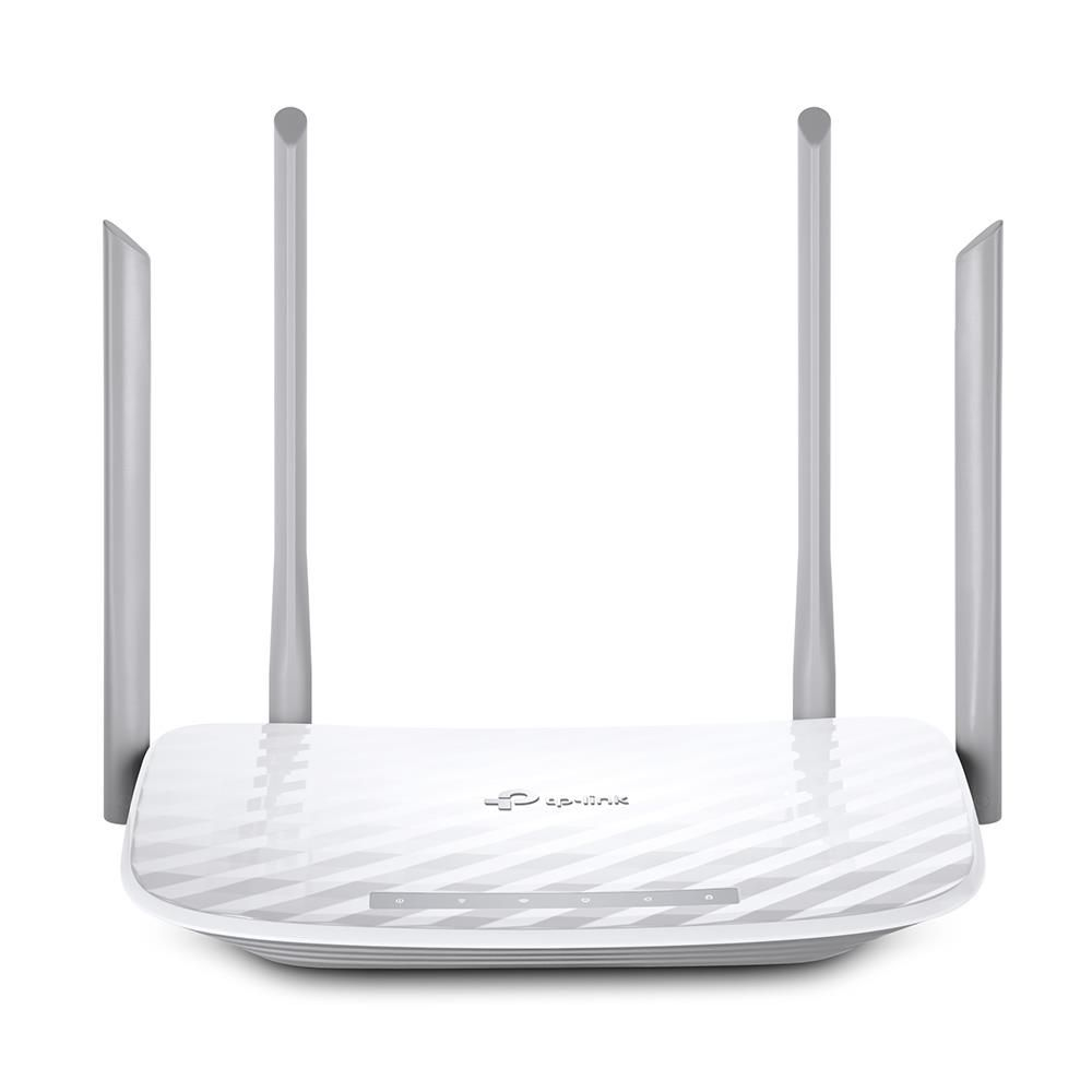 Roteador TP-LINK AC1200 Archer C5 Wireless Gigabit Dual Band 867Mbps 5Ghz e 300Mbps 2.4Ghz USB C5W