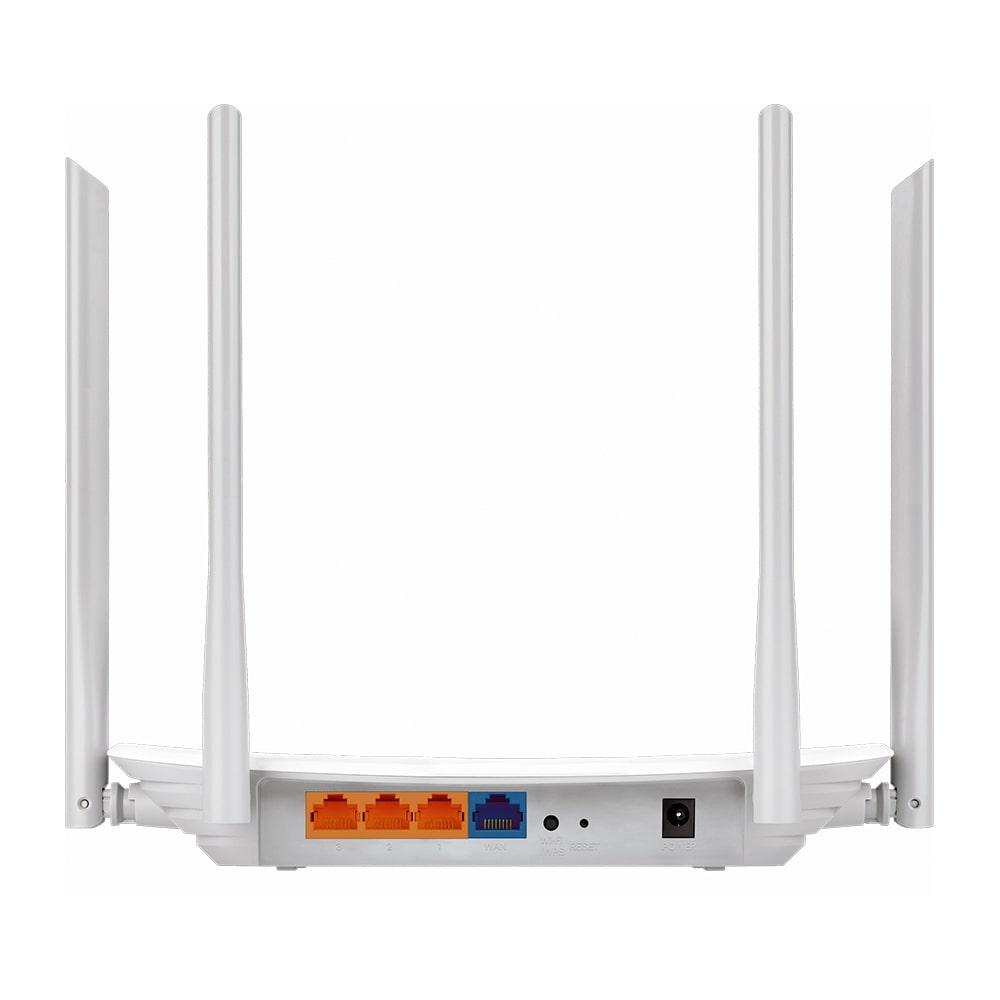 Roteador TP-LINK AC1200 Archer EC220-G5 Wireless Dual Band com Portas Gigabit Antenas Longo Alcance