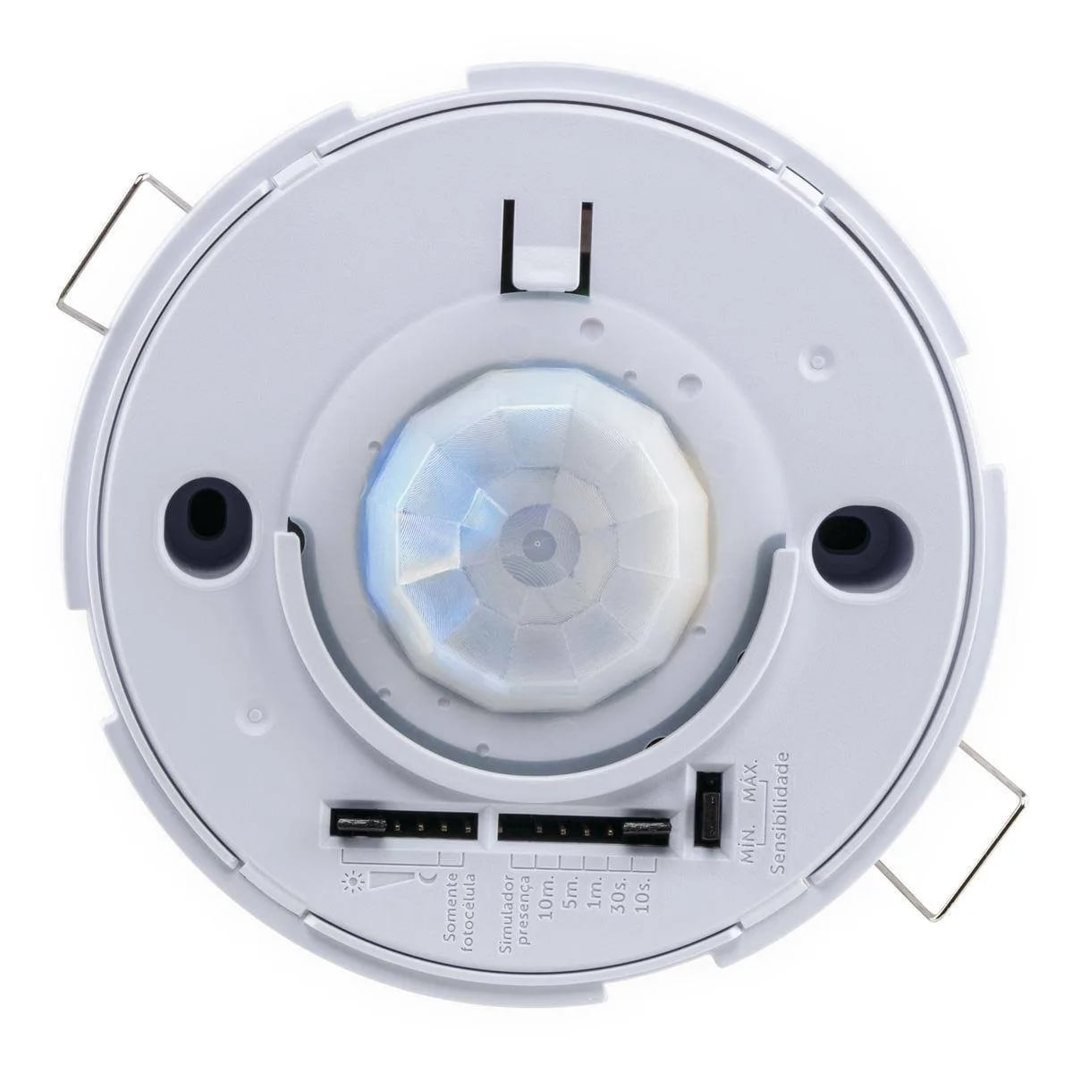 Sensor de Presença para Iluminação Intelbras ESPi 360 Fotocélula para Lâmpada Embutir / Sobrepor