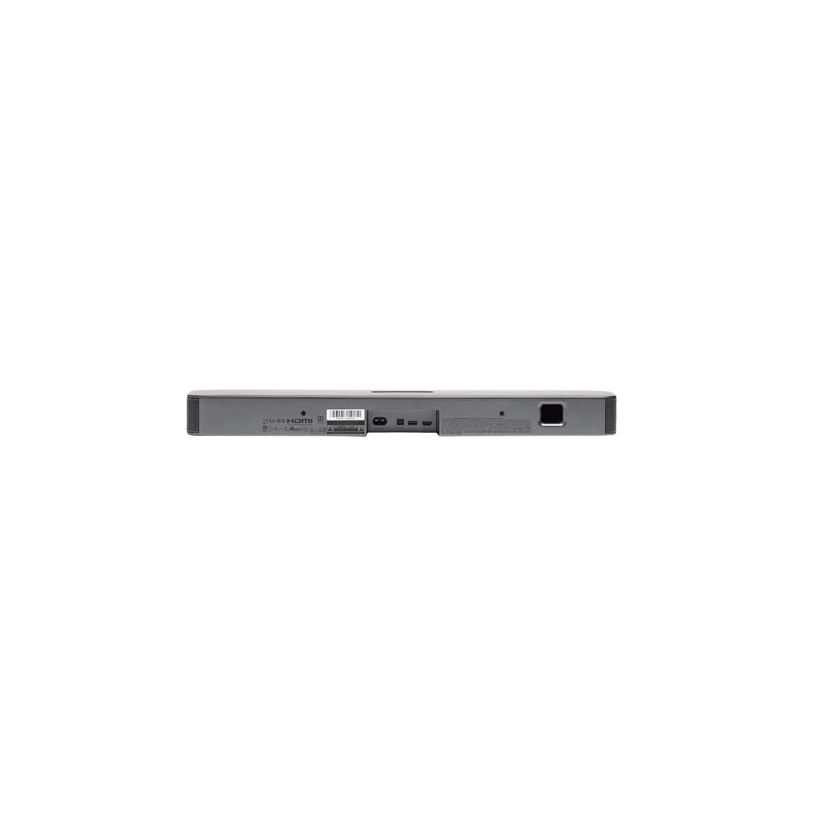 Soundbar JBL Bar 2.0 All-in-One Barra de Som Conexão Bluetooth HDMI Controle Remoto JBLBAR20AIOBLKBR
