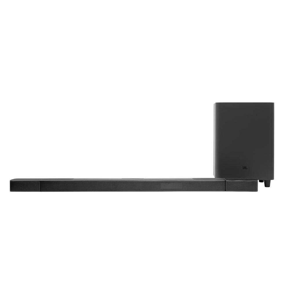Soundbar JBL Bar 9.1 True Wireless Surround 410W RMS Dolby Atmos 3D  Bluetooth Airplay 2 Chromecast