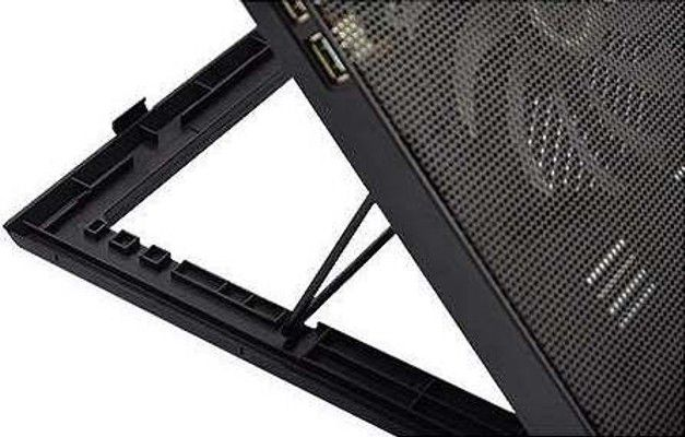 Suporte Cooler para notebook Gamer Warrior Multilaser AC267