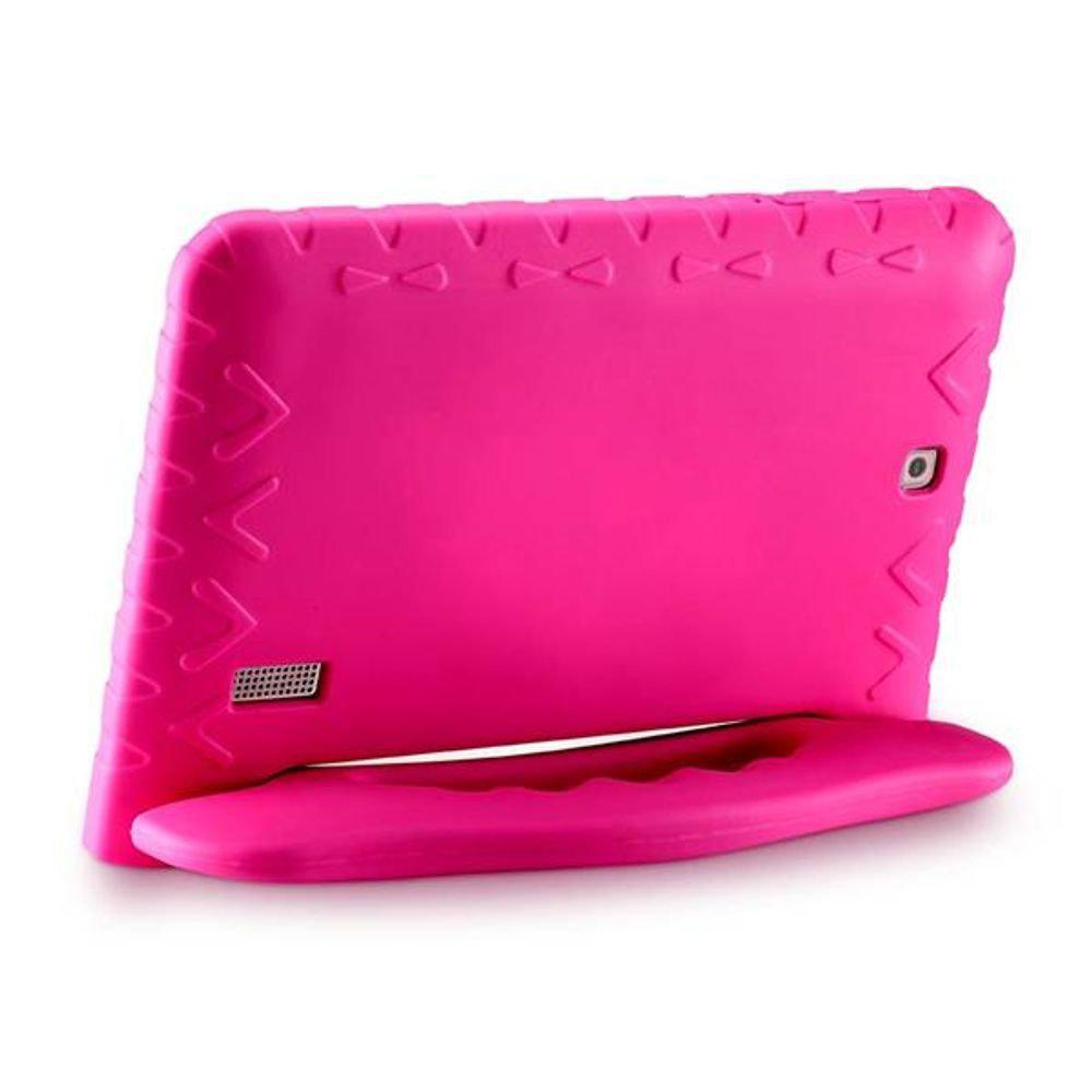 Tablet Infantil Kid Pad 3G Plus Multilaser NB292 Rosa para Criança Aula Online Youtube Netflix Jogo