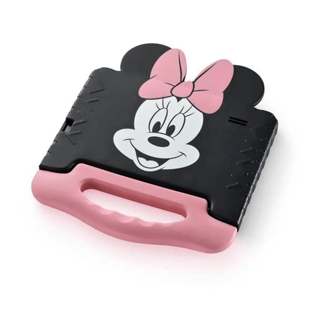 Tablet Infantil Multilaser NB340 com Capa Disney Minnie Wi-Fi Bluetooth para Criança Youtube Netflix