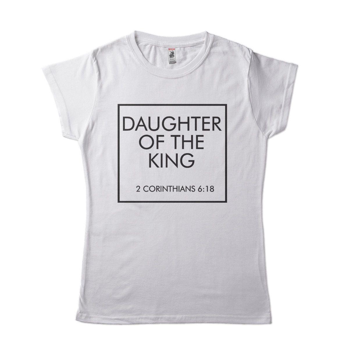 Blusa Evangelica Criativa Estampada Camisa Feminina Tumblr