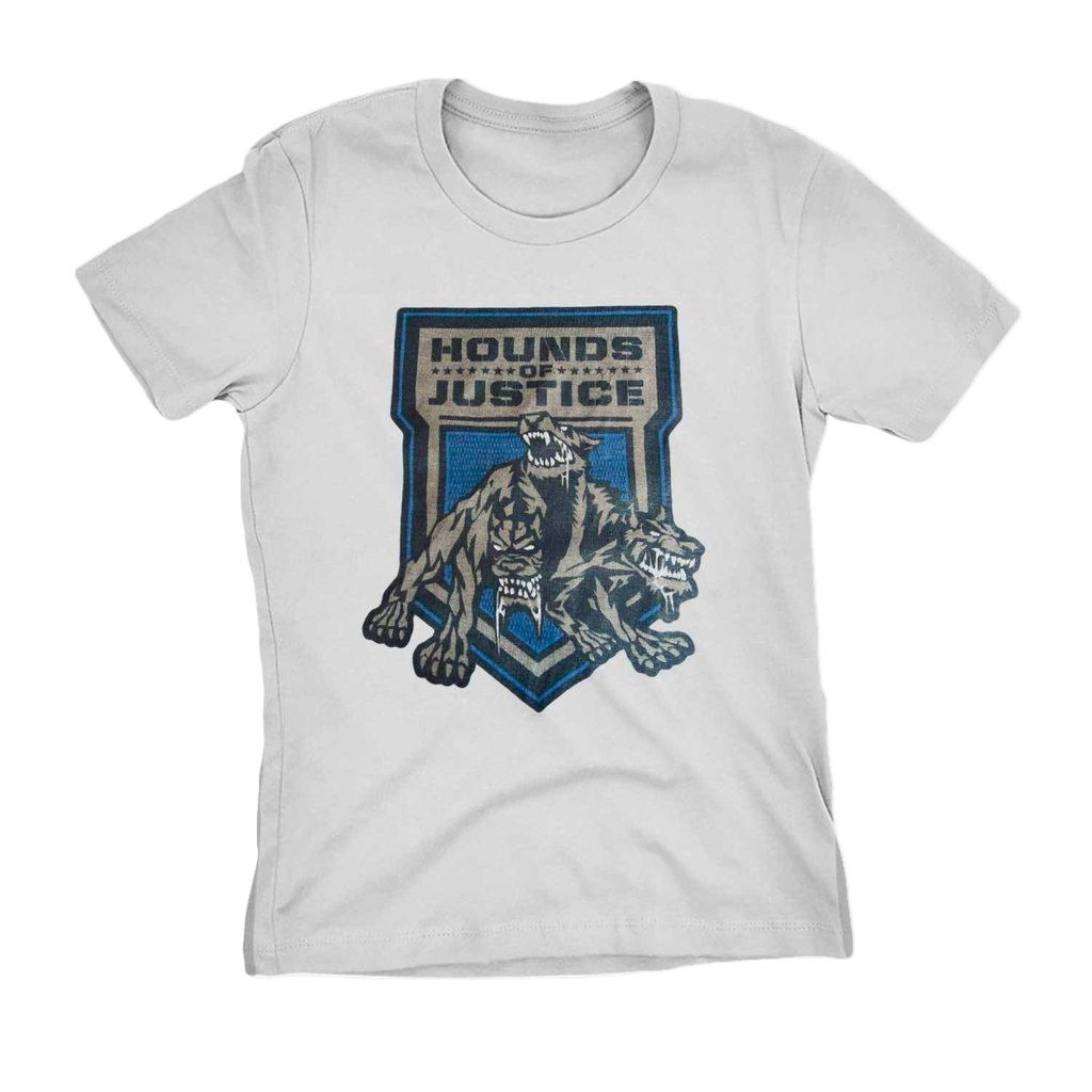 Blusa Wwe Hound Of Justice Roman Reigns