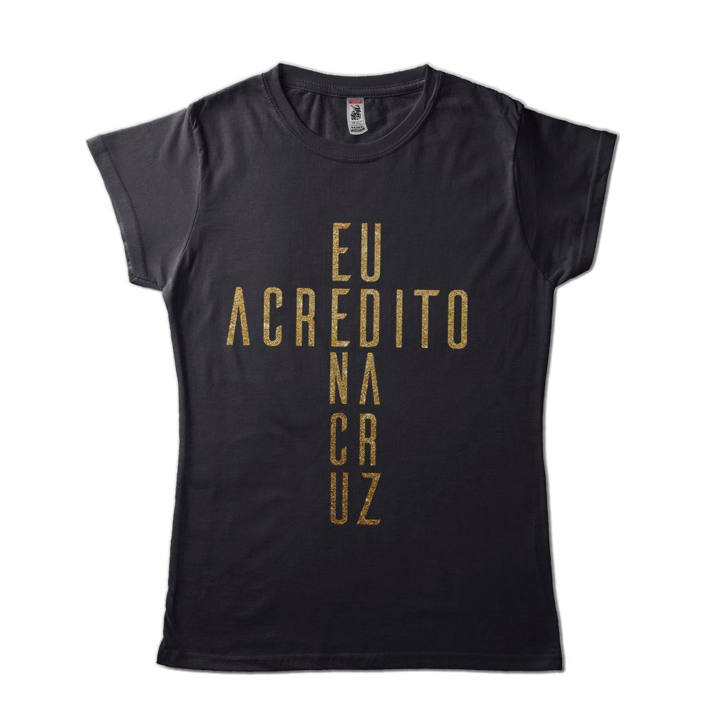 Blusas Evangelisticas Femininas Camisas Frases Biblicas